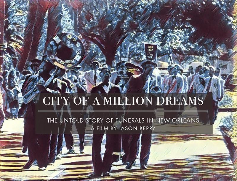 City of a Million Dreams – The Film – Jason Berry Author